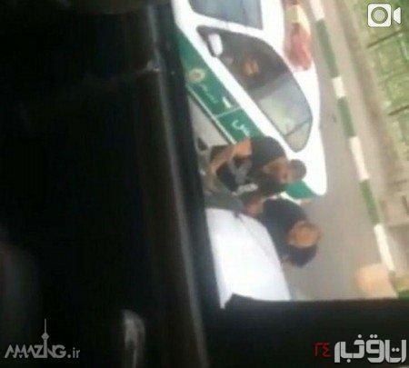 جزئیاتی از دستگیری خواننده مشهور ایرانی + عکس