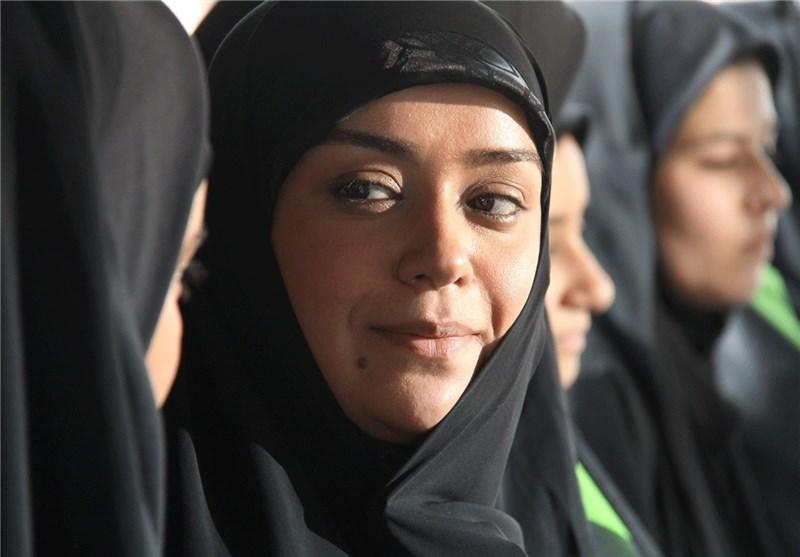 الهام چرخنده اولین زن سخنران خطبه نماز جمعه در تاریخ ایران + عکس