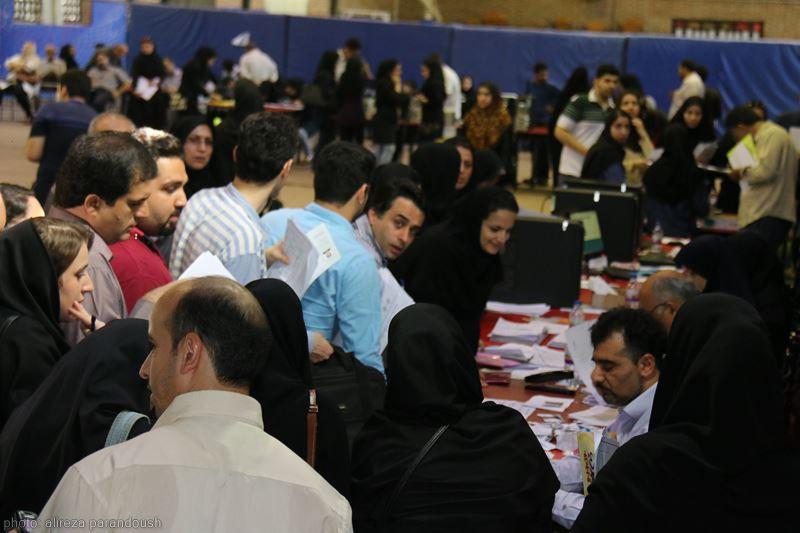 ثبت نام ورودی های جدید دانشگاه آزاد لاهیجان