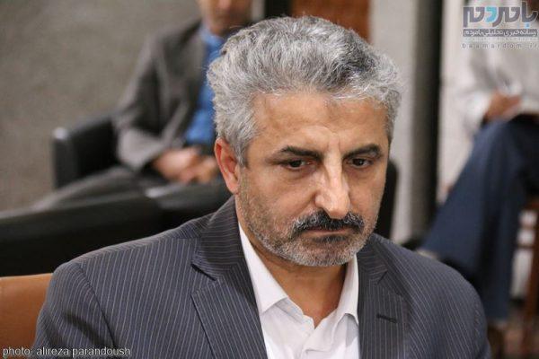 دکتر ذبیح ا... نیکفر نماینده لاهیجان و سیاهکل در مجلس شورای اسلامی