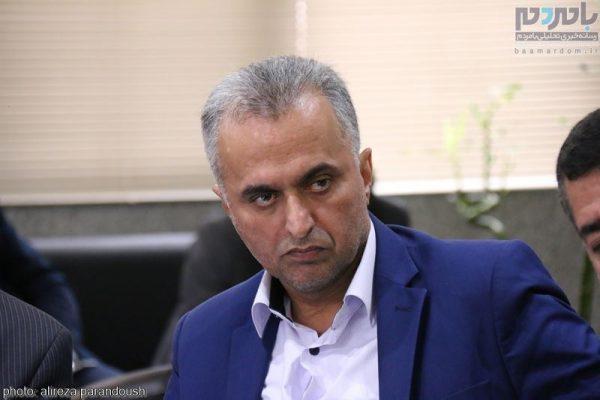 علیرضا شعبان نژاد رئیس سازمان جهاد کشاورزی استان گیلان