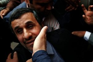 پایان توهمی به نام احمدی نژاد