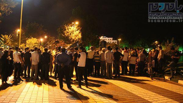 24 نمایش خیابانی در لاهیجان اجرا شد 41 - 24 نمایش خیابانی در لاهیجان اجرا شد/استقبال پرشور مخاطبان از اجرا ها+ تصاویر