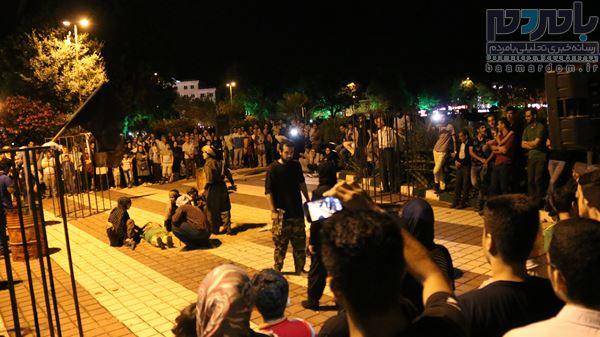 24 نمایش خیابانی در لاهیجان اجرا شد 42 - 24 نمایش خیابانی در لاهیجان اجرا شد/استقبال پرشور مخاطبان از اجرا ها+ تصاویر