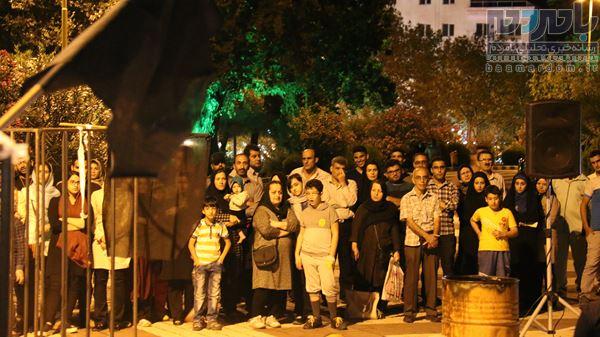 24 نمایش خیابانی در لاهیجان اجرا شد 43 - 24 نمایش خیابانی در لاهیجان اجرا شد/استقبال پرشور مخاطبان از اجرا ها+ تصاویر
