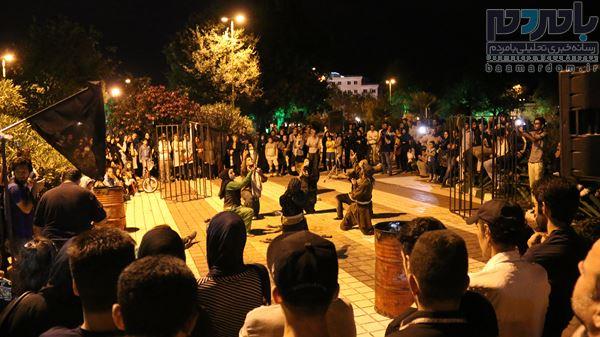 24 نمایش خیابانی در لاهیجان اجرا شد 45 - 24 نمایش خیابانی در لاهیجان اجرا شد/استقبال پرشور مخاطبان از اجرا ها+ تصاویر