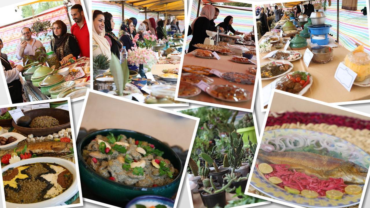 جشنواره گردشگری و غذاهای محلی صومعه سرا