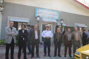 photo 2016 09 29 13 15 23 300x200 - 77 دستگاه تاکسی در ناوگان حمل ونقل لاهیجان نوسازی شدند