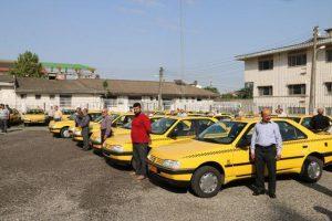 photo 2016 09 29 13 15 33 300x200 - 77 دستگاه تاکسی در ناوگان حمل ونقل لاهیجان نوسازی شدند