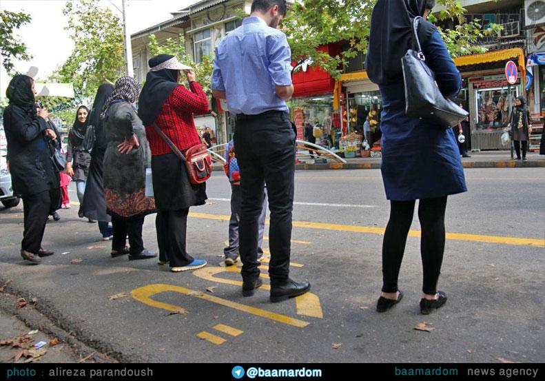 بی مهریهای تاکسیرانی لاهیجان به شهروندان!؟ + تصاویر