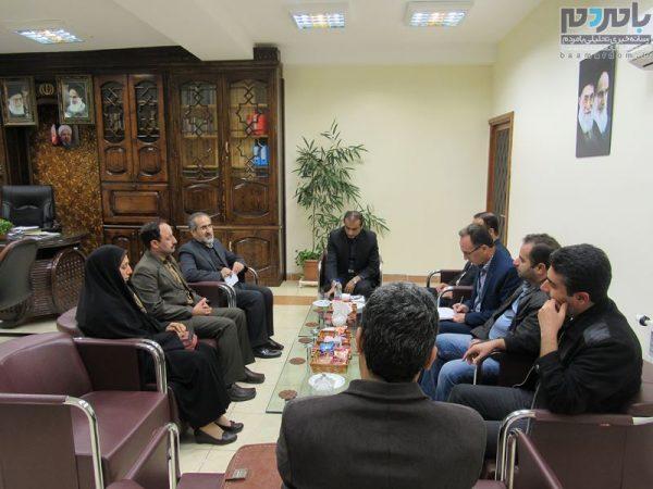 حمایت و تقدیر حزب مردم سالاری لاهیجان و سیاهکل از فرماندار لاهیجان