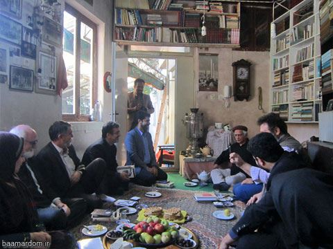 حضور معاون وزیر فرهنگ و ارشاد اسلامی در لاهیجان + جزئیات