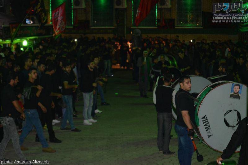مراسم عزاداری در هفتمین شب ماه محرم در لاهیجان 11 - مراسم عزاداری در هفتمین شب ماه محرم در لاهیجان