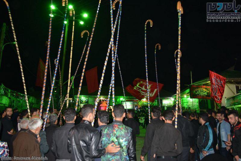 مراسم عزاداری در هفتمین شب ماه محرم در لاهیجان 12 - مراسم عزاداری در هفتمین شب ماه محرم در لاهیجان