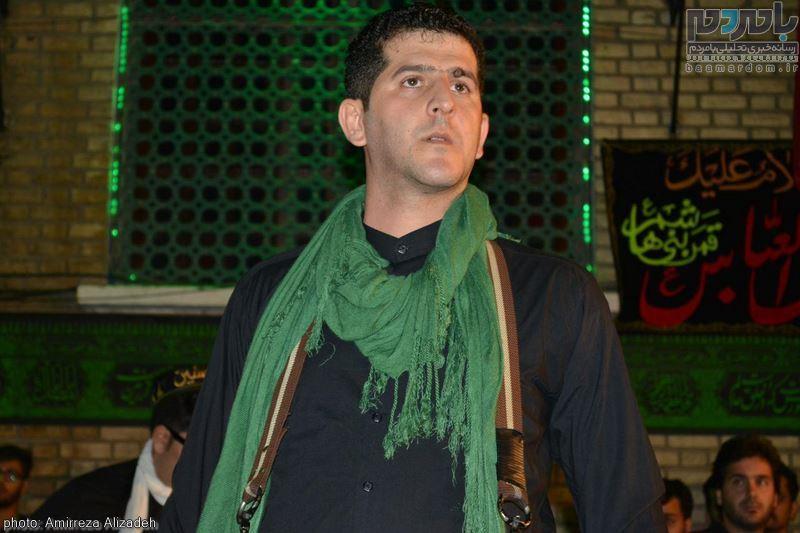 مراسم عزاداری در هفتمین شب ماه محرم در لاهیجان 15 - مراسم عزاداری در هفتمین شب ماه محرم در لاهیجان