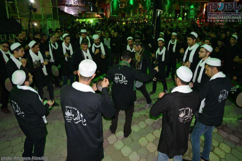 مراسم عزاداری در هفتمین شب ماه محرم در لاهیجان 18 - مراسم عزاداری در هفتمین شب ماه محرم در لاهیجان