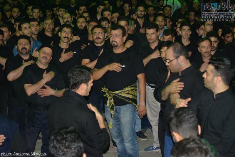 مراسم عزاداری در هفتمین شب ماه محرم در لاهیجان 21 - مراسم عزاداری در هفتمین شب ماه محرم در لاهیجان