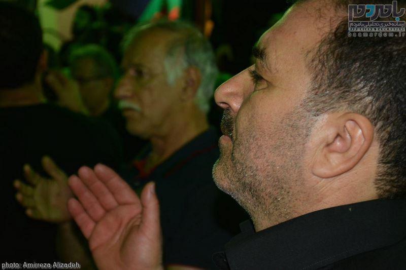 مراسم عزاداری در هفتمین شب ماه محرم در لاهیجان 22 - مراسم عزاداری در هفتمین شب ماه محرم در لاهیجان