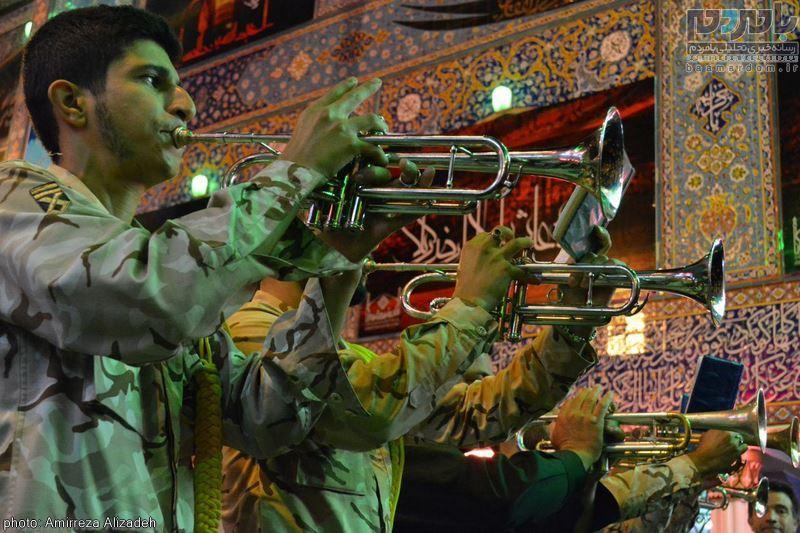 مراسم عزاداری در هفتمین شب ماه محرم در لاهیجان 26 - مراسم عزاداری در هفتمین شب ماه محرم در لاهیجان
