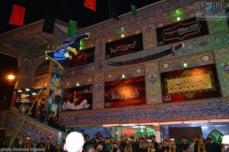 مراسم عزاداری در هفتمین شب ماه محرم در لاهیجان 28 - مراسم عزاداری در هفتمین شب ماه محرم در لاهیجان