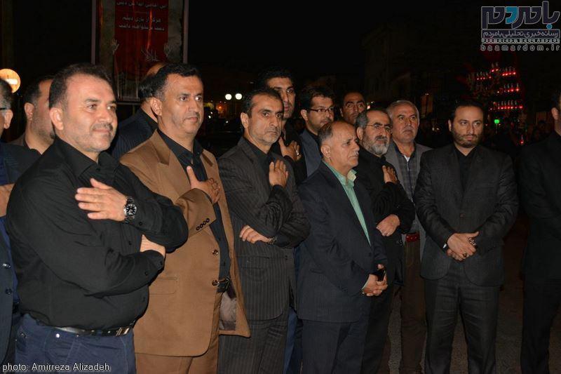 مراسم عزاداری در هفتمین شب ماه محرم در لاهیجان 29 - مراسم عزاداری در هفتمین شب ماه محرم در لاهیجان