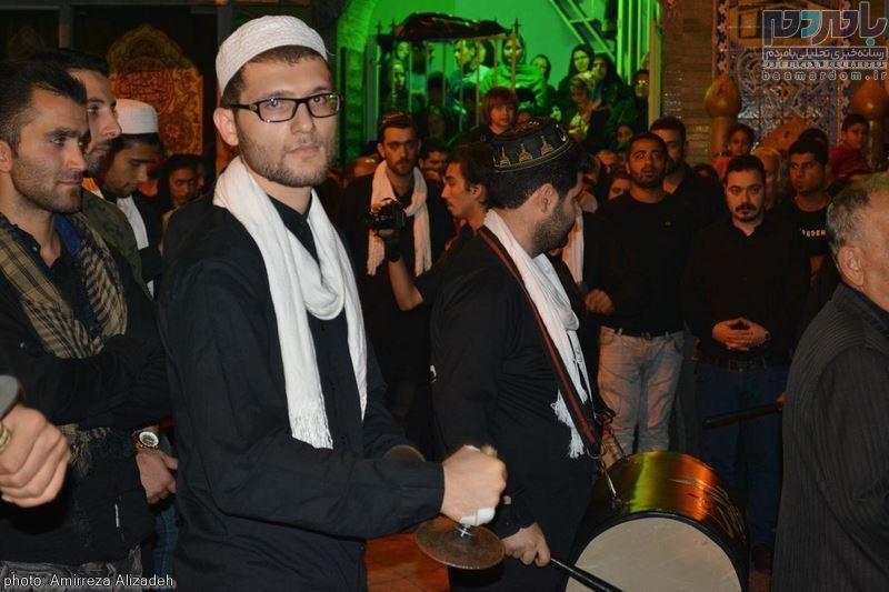مراسم عزاداری در هفتمین شب ماه محرم در لاهیجان 38 - مراسم عزاداری در هفتمین شب ماه محرم در لاهیجان