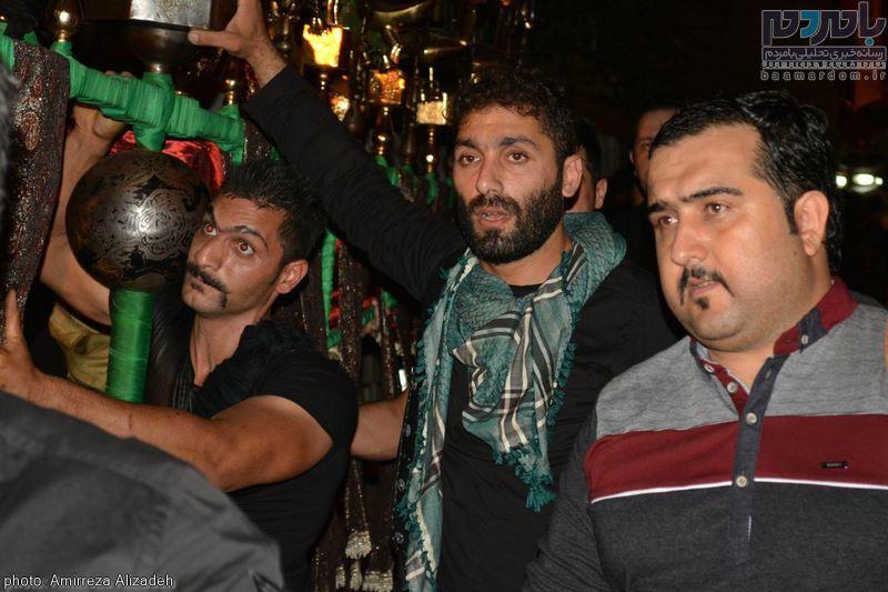 مراسم عزاداری در هفتمین شب ماه محرم در لاهیجان 40 - مراسم عزاداری در هفتمین شب ماه محرم در لاهیجان