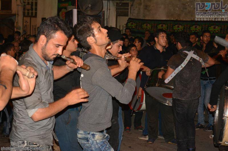 مراسم عزاداری در هفتمین شب ماه محرم در لاهیجان 7 - مراسم عزاداری در هفتمین شب ماه محرم در لاهیجان