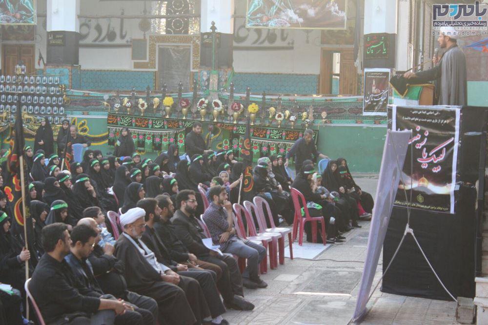 همایش بزرگ رهروان زینبی (س) در لاهیجان