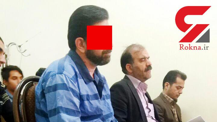 اعدام برای مردی که با خانم شوهر دار هم خوابی می کرد + عکس