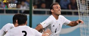 ازبکستان ۰ – ایران ۱؛ صدرنشینی با گل سید جلال