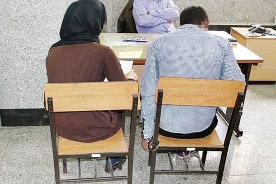 فرار نوعروس برای ازدواج با پسر مورد علاقه اش در در تهران!
