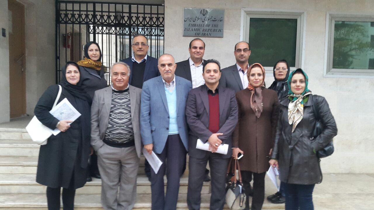 جلسۀ هم اندیشی شورای مشترک اتاق ایران در گرجستان برگزار شد