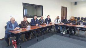photo 2016 10 25 09 27 49 300x169 - جلسۀ هم اندیشی شورای مشترک اتاق ایران در گرجستان برگزار شد