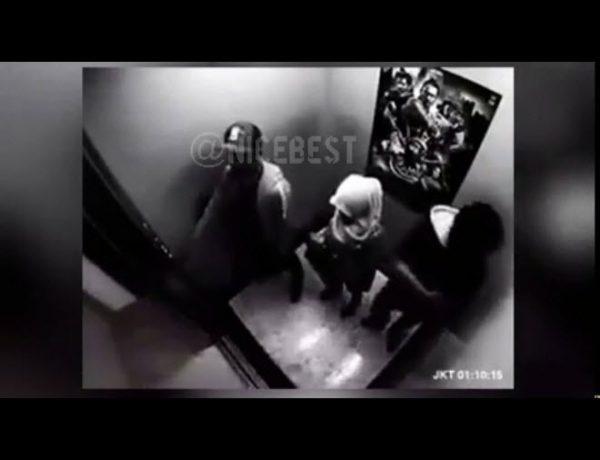 کلیپ خفت گیری ناکام از یک دختر باحجاب در آسانسور