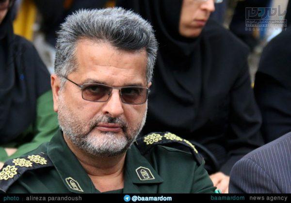برگزاری مراسم اربعین شهدای گمنام لاهیجان در نهم آذرماه