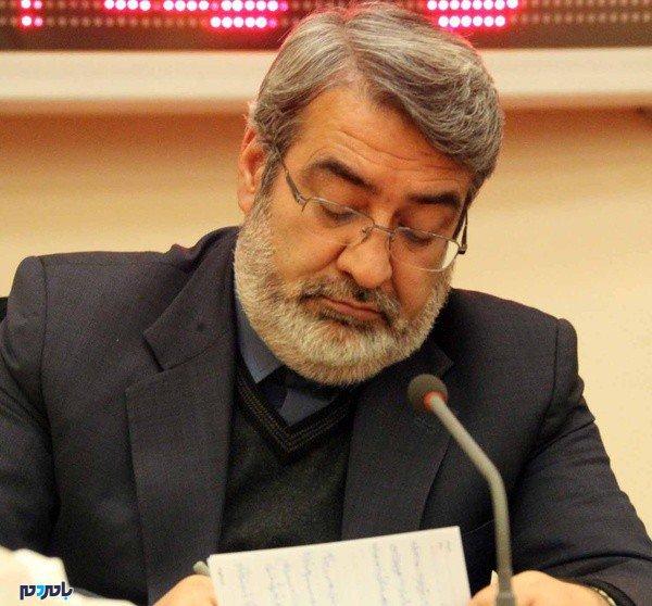 وزیر کشور به آیت الله آملی لاریجانی نامه نوشت / سخنگوی وزارت کشور: اقدام یکجانبه دادستانی مشهد به هیچوجه قابل قبول نیست