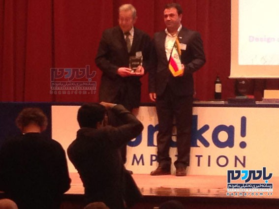 دانشمند ایرانی مدال طلاى سمينار بزرگترين دستاوردها و اختراعات دانشمندان جهان را به دست آورد