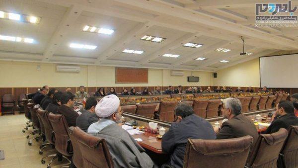 چهارمین جلسه کمیته برنامه ریزی لاهیجان