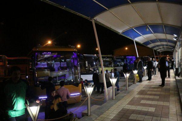 تردد ایمن و آسان گردشگران، رویکرد پایانه مسافربری شهرداری لاهیجان