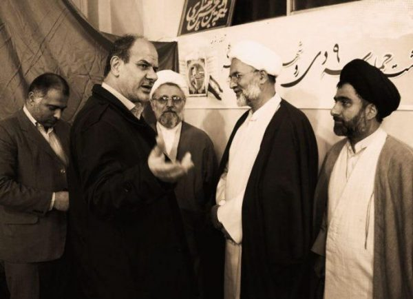 دفاع جانانه فرماندار آستانه اشرفیه از دولت تدبیر و امید | حیدری: صحبتها و تحلیلهای شما وهن به جایگاه رهبری بود