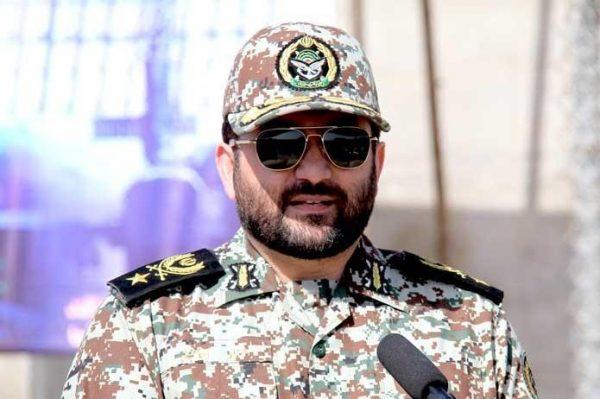 تقدیر فرمانده قرارگاه پدافند هوایی خاتم الانبیا از فرماندار لاهیجان + تصاویر