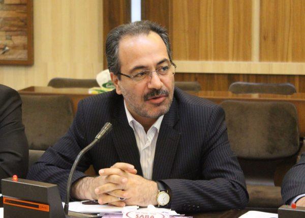 سیروس شفقی 1 - فرماندار جدید شهرستان رشت منصوب شد
