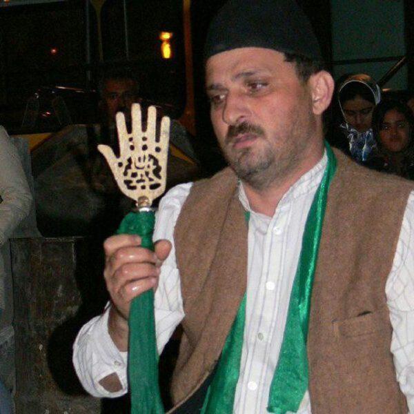 تقدیر از هنرمند پيشكسوت لاهيجاني در سومين سوگواره نمايشي خمسه