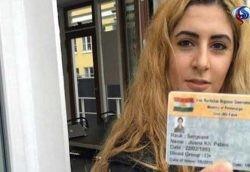 داعش برای سر دختر ایرانی جایزه یک میلیون دلاری گذاشت + تصاویر