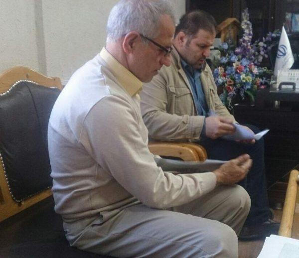 سخنگوی شورای شهر لاهیجان کاندیدای ریاست هیئت کشتی استان گیلان شد