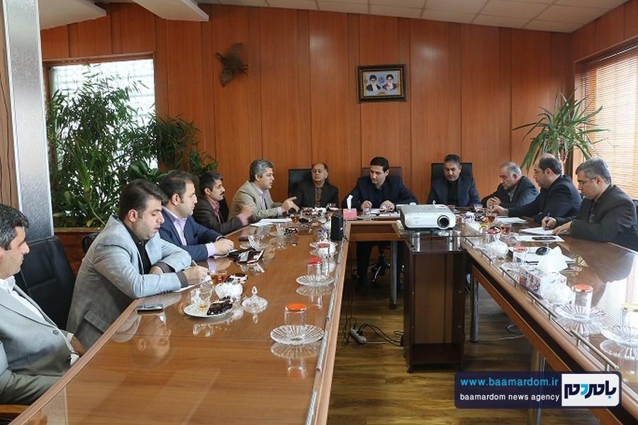 برگزاری نشست هم اندیشی مدیر کل حفاظت محیط زیست با شورای عالی استان گیلان + تصاویر