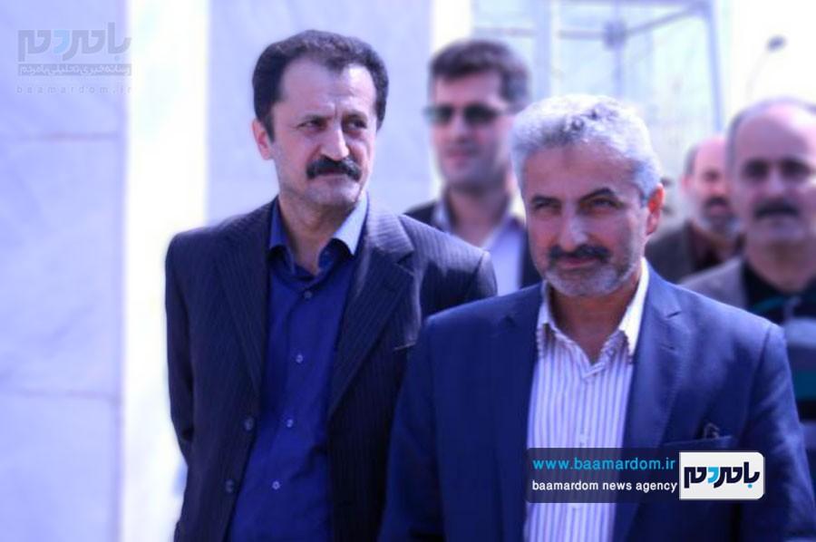 سیروس بیدریغ رییس دانشگاه آزاد لاهیجان شد | زمان و مکان مراسم تودیع و معارفه