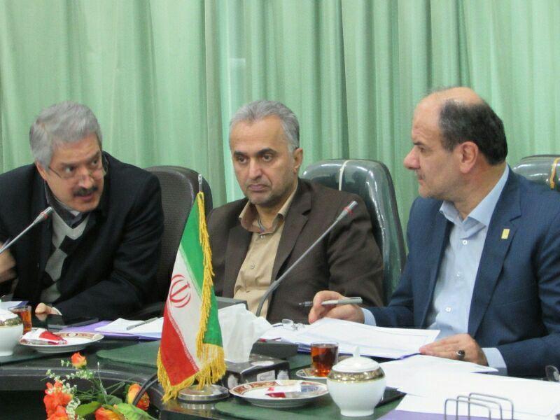 جلسه شورای تامین منابع آب زراعی شهرستان آستانه اشرفیه برگزار شد + تصاویر