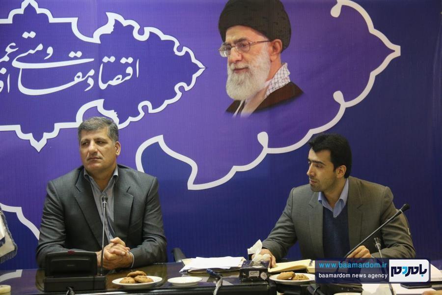 برگزاری سومین جلسه شورای ورزش دانشگاه آزاد اسلامی استان گیلان در لاهیجان + تصاویر